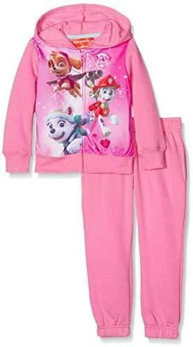 Nickelodeon Girl's Paw Patrol Skye Jogging Clothing Set