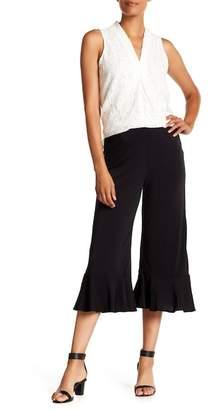 ECI Solid Crop Knit Pants