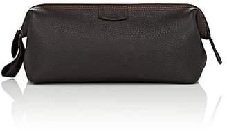 Barneys New York Men's Large Leather Dopp Kit