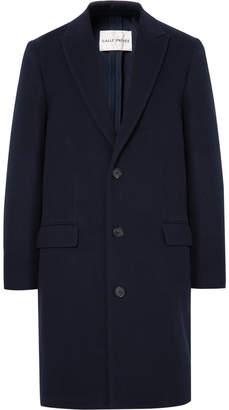 Privee SALLE Gilles Slim-Fit Wool-Blend Overcoat