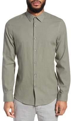 Blend of America Calibrate Linen Sport Shirt
