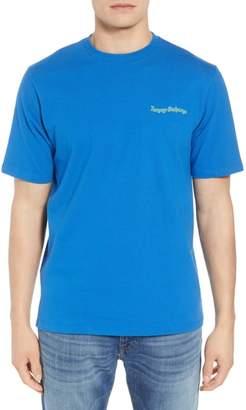 Tommy Bahama Large Bills Graphic T-Shirt