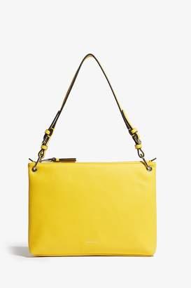 4f8e407812 Next Womens Karen Millen Yellow PU Leather Purse