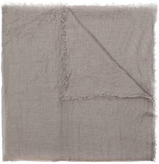 Rick Owens cashmere scarf