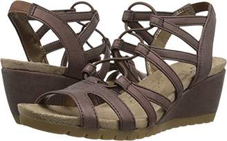 LifeStride Women's Nadira Wedge Sandal
