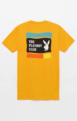 Polaroid Good Worth x Playboy Bunny Logo T-Shirt