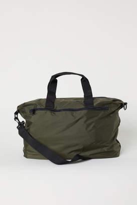 H&M Foldable Weekend Bag - Green