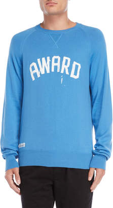 Franklin & Marshall Award Pullover Sweater