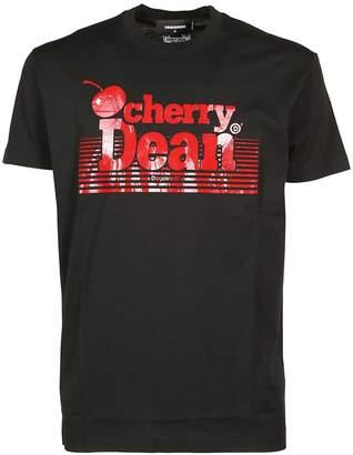 DSQUARED2 Cherry Dean T-shirt