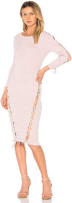Tabula Rasa Askia Stripe Dress