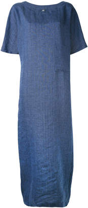 Eleventy shift maxi dress