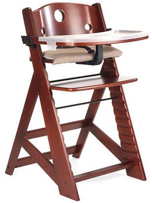 KEEKAROO Height Right High Chair in Mahogany
