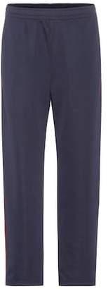 Acne Studios Norwich Face cotton-blend trousers