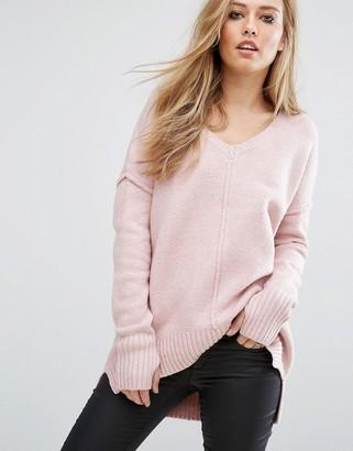 John + Jenn John & Jenn Gala V-Neck Sweater $151 thestylecure.com