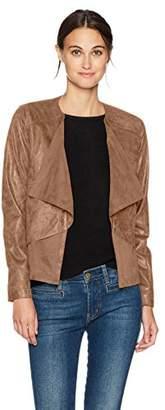 Lysse Women's Mesa Buffed Suede Open Jacket