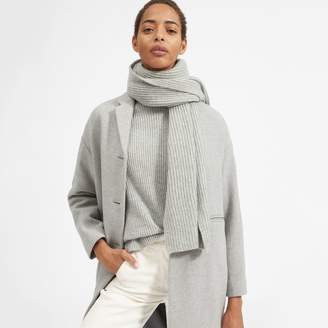 Everlane The Cashmere Rib Scarf