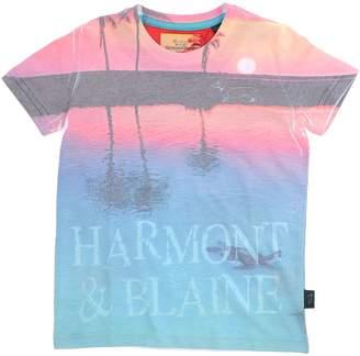 Harmont & Blaine T-shirts - Item 12013063PJ