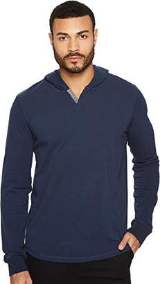 Lucky Brand Men's Long Sleeve Hoodie Sweatshirt