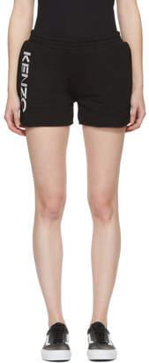 Kenzo Black Sport Shorts