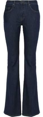 Victoria Beckham Victoria High-Rise Flared Jeans