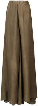 OSKLEN wide leg trousers
