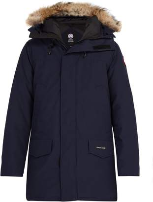 Canada Goose Langford hooded down-filled parka