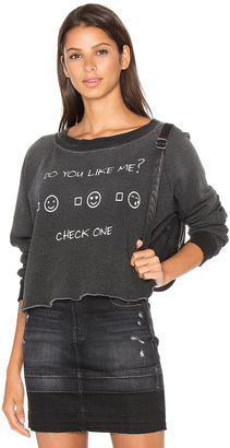 Wildfox Couture Like Me Top $105 thestylecure.com