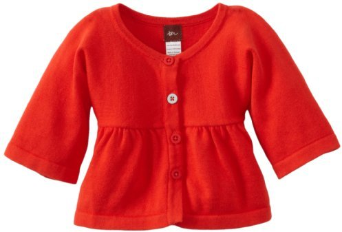Tea Collection Baby-Girls Infant Charming Cardigan