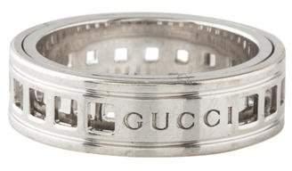 Gucci 18K Slider Ring