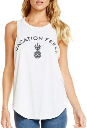 Chaser Vacation Feels Tank