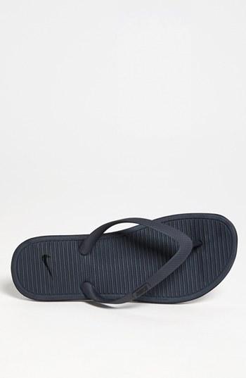 Nike 'SolarSoft II' Flip Flop