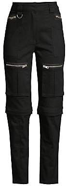 I.AM.GIA I.AM. GIA Women's Ursa Cropped Slim Cargo Pants