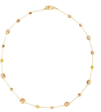 Renee Lewis 18K Gold Diamond Necklace