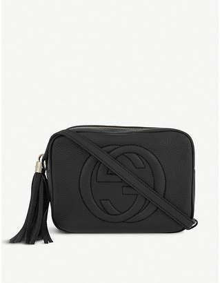 At Selfridges Gucci Soho Leather Cross Body Bag