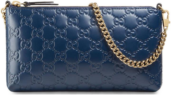 GucciGucci Signature wrist wallet