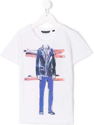 Antony Morato Junior Catwalk print T-shirt
