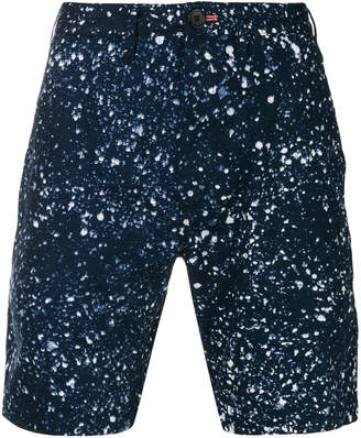 Paul Smith print fitted shorts