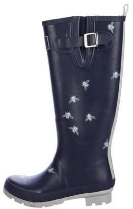 Joules Knee-High Rain boots