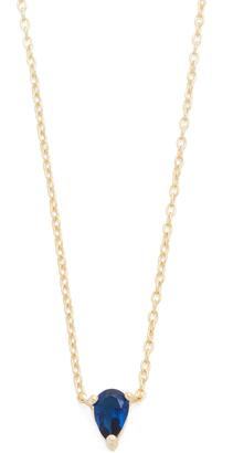 Shashi Kamila Solitaire Necklace $55 thestylecure.com