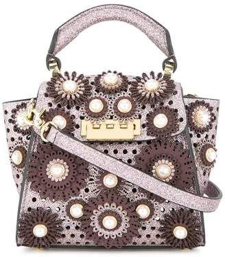 Zac Posen Eartha Kit mini floral bag