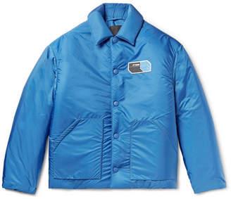 Prada Padded Shell Blouson Jacket