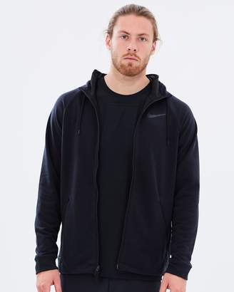 Nike Dry Hyper Fleece Full-Zip Hoodie