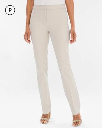 Chico's Comfort Waist Straight-Leg Pants