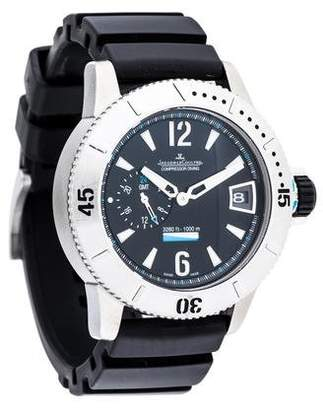 Jaeger-LeCoultre Master Compressor Diving GMT Watch
