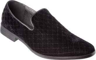 801d63ad4c8b Alberto Fellini Mens Loafer-Fashion Slip-On Sparkling-Glitter Dress Shoes  Size 13