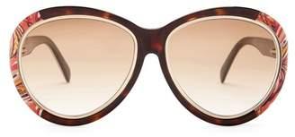 Emilio Pucci Women's 59mm Oversized Sunglasses