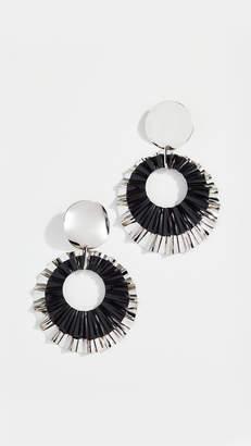 Isabel Marant Boucle Oreille Big Hurt Earrings