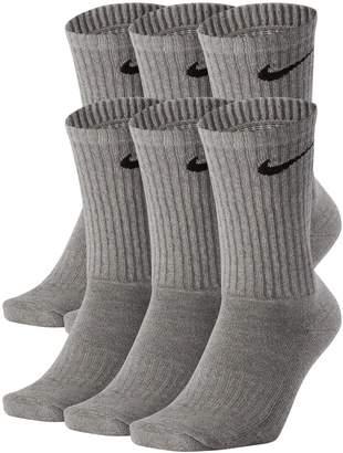 Nike Men's 6-pack Performance Crew Socks