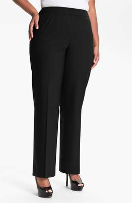 Lafayette 148 New York High Rise Menswear Trousers