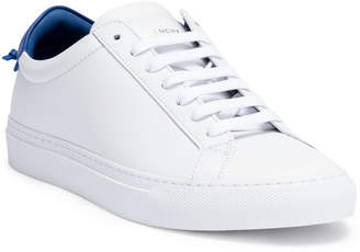 Givenchy Urban Street white and blue sneakers